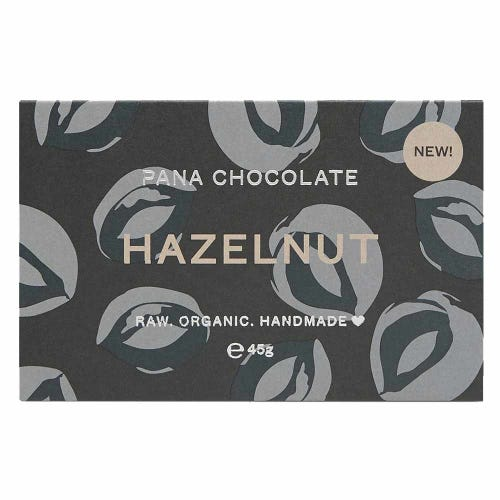 Pana Chocolate Hazelnut (45g)