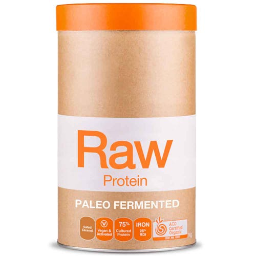Raw Paleo Fermented Protein - Salted Caramel (1kg)