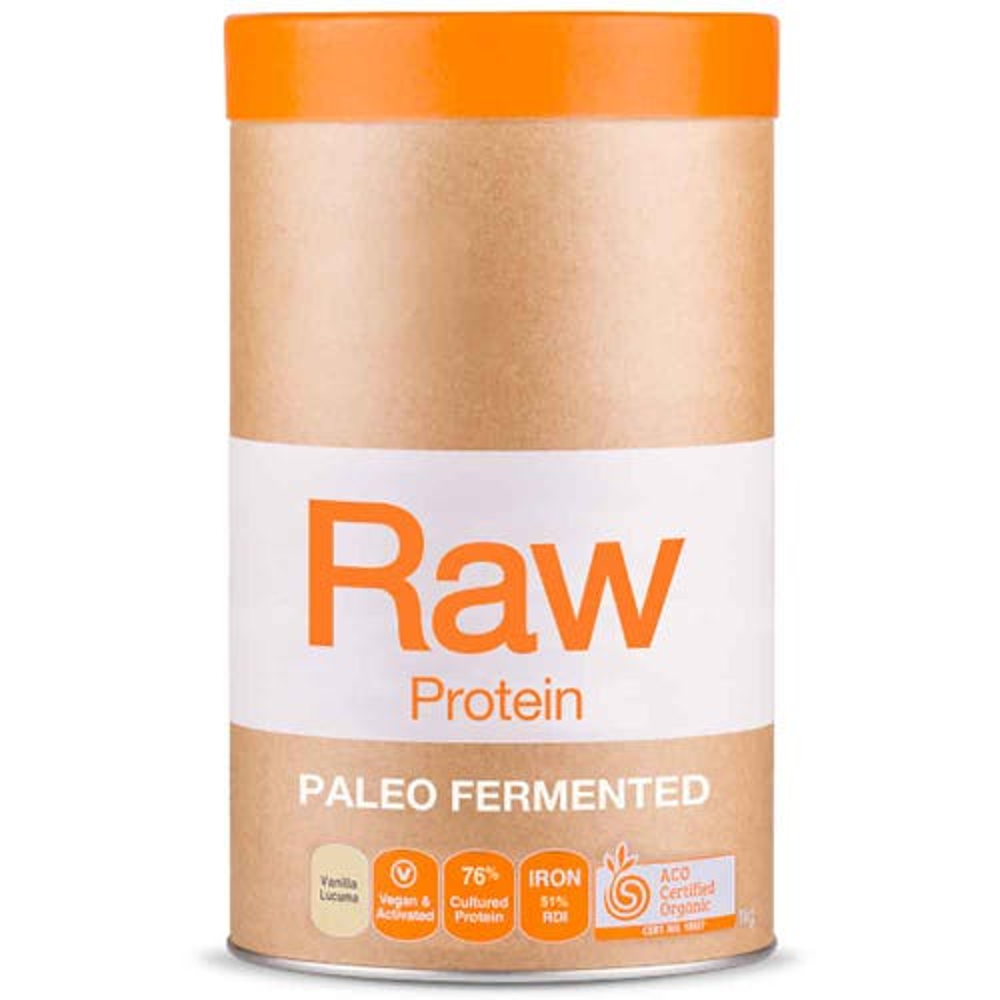 Raw Paleo Fermented Protein - Vanilla Lucuma (1kg)