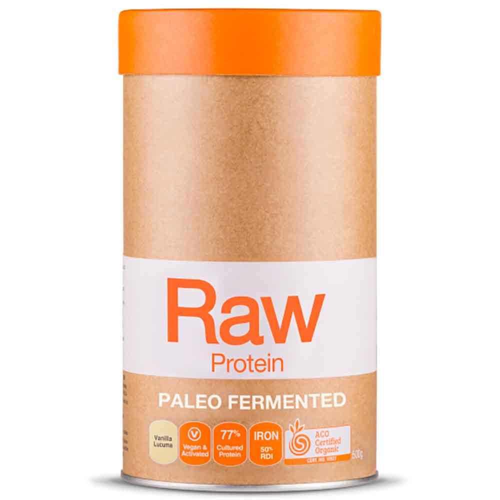Raw Paleo Fermented Protein - Vanilla Lucuma (500g)
