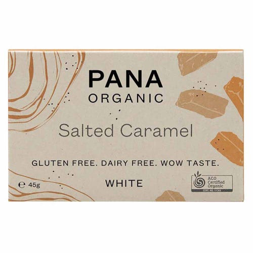 Pana Chocolate Salted Caramel (45g)