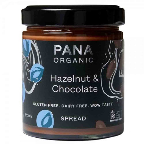 Pana Hazelnut & Chocolate Spread (200g)