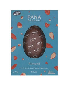 Pana Chocolate Almond Mylk Easter Egg (110g)