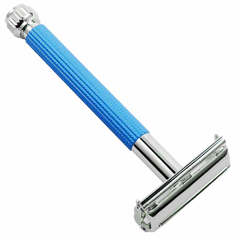 Parker Safety Razor 29L Blue
