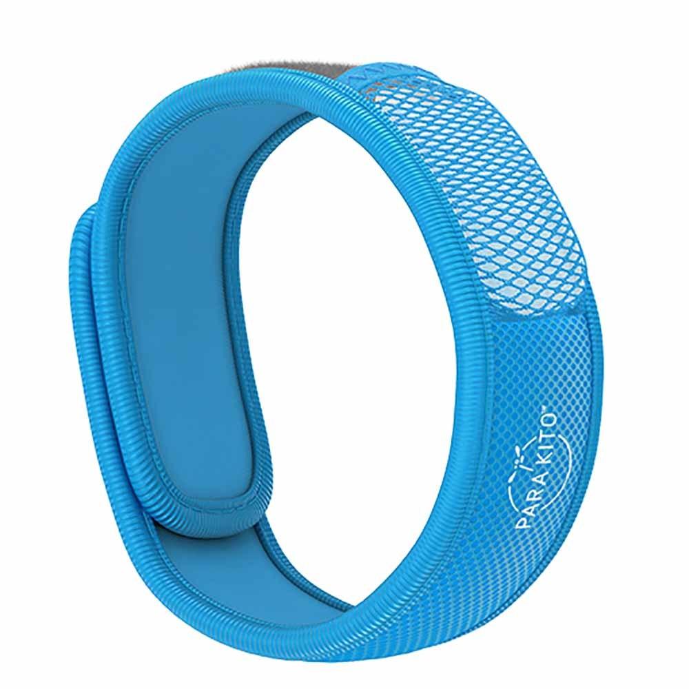 Parakito Mosquito Protect Wristband - Blue