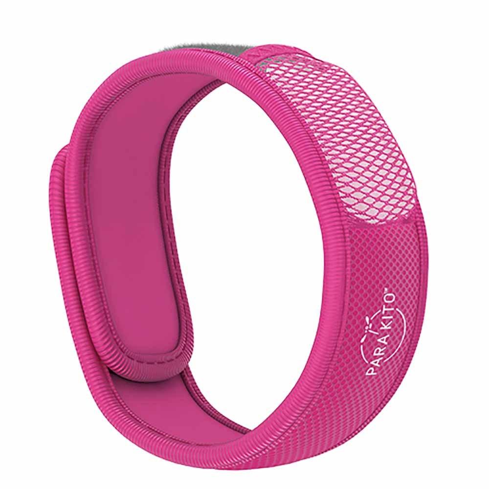 Parakito Mosquito Protect Wristband - Pink