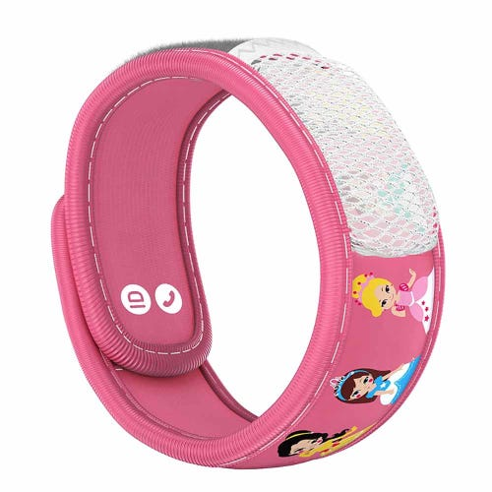 Parakito Mosquito Protect Kids Wristband - Princess