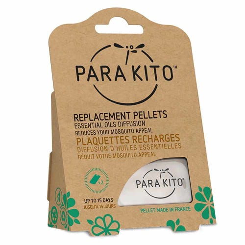 Parakito Replacement Pellets - 2 Pellets