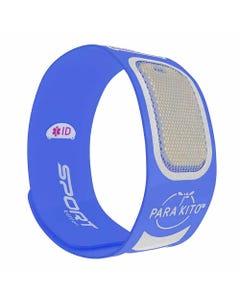 Parakito Mosquito Protect Sports Wristband - Blue