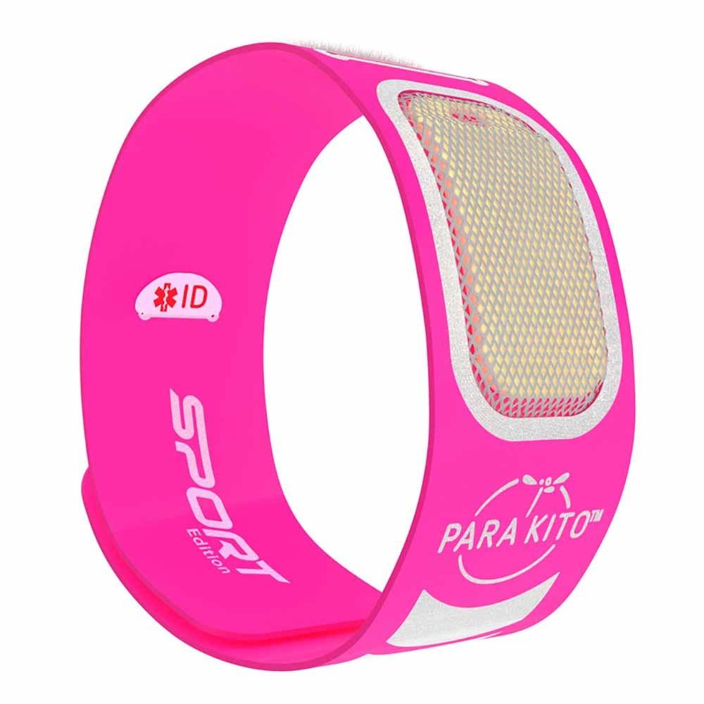 Parakito Mosquito Protect Sports Wristband - Pink