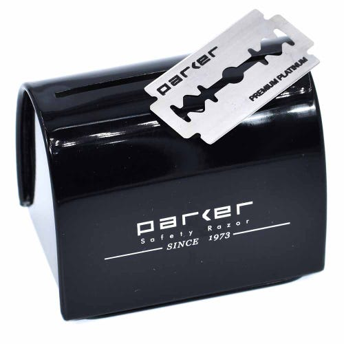 Parker Double Edge Blade Disposal Bank