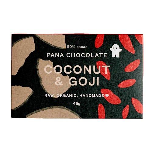Pana Chocolate Coconut & Goji (45g)