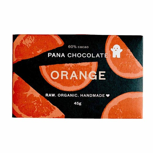 Pana Chocolate Orange (45g)