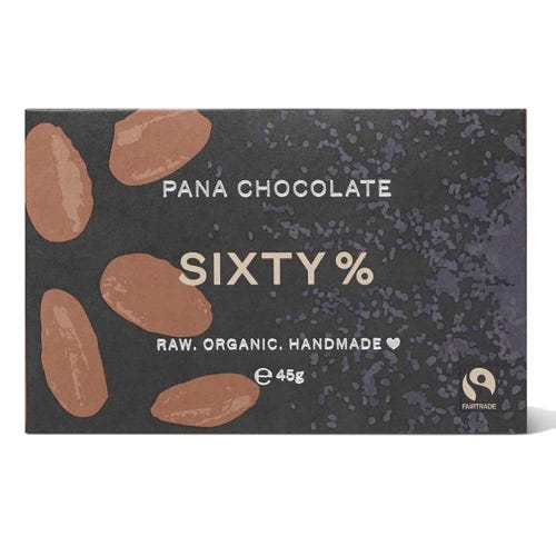 Pana Chocolate Sixty (45g)