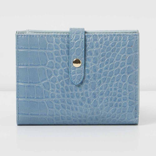 Urban Originals Peace Wallet - Blue