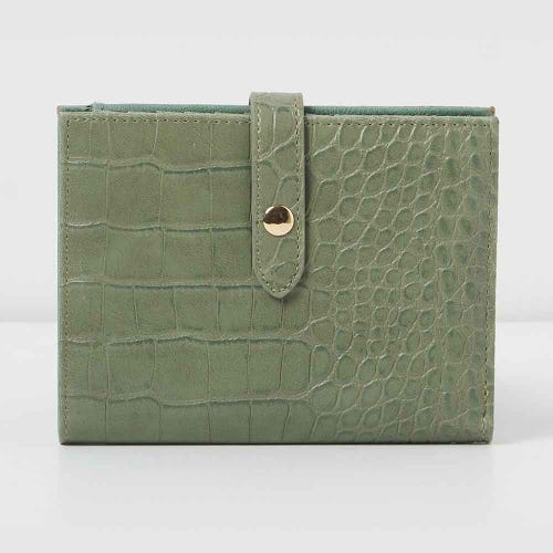 Urban Originals Peace Wallet - Green