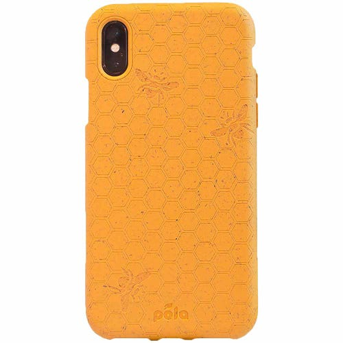 Pela Phone Case iPhone XS - Bee Edition