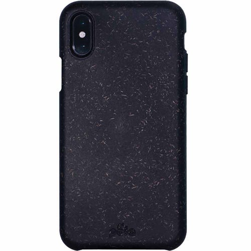 Pela Phone Case iPhone XS - Black