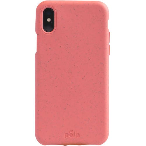 Pela Phone Case iPhone XS Max - Coral