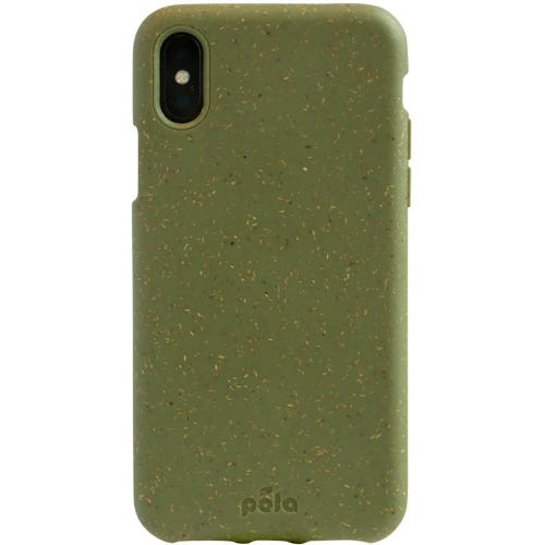 Pela Phone Case iPhone XS - Moss