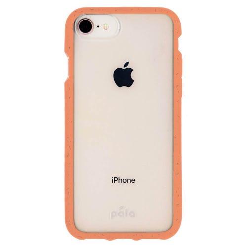 Pela Cantaloupe Compostable Clear Phone Case