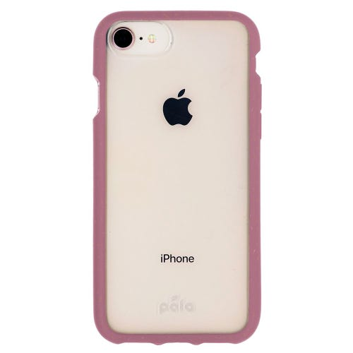 Pela Cassis Compostable Clear Phone Case