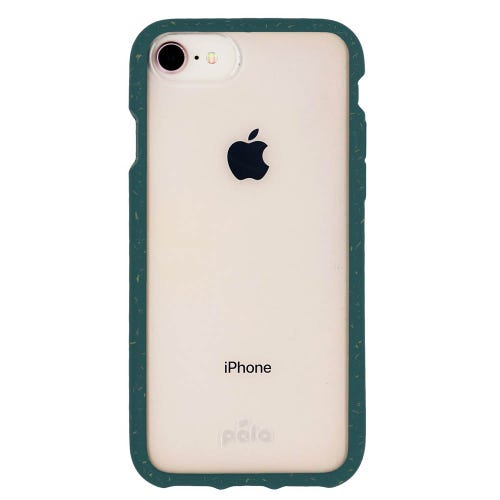 Pela Green Compostable Clear Phone Case