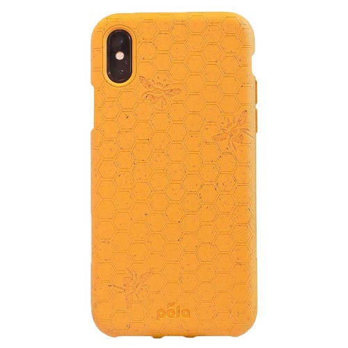 Pela Phone Case iPhone X - Honey Bee Edition