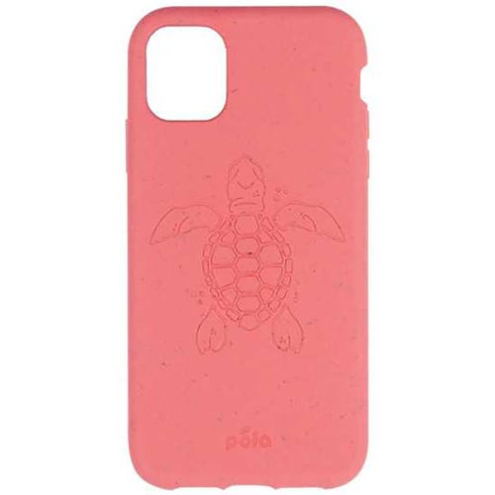 Pela Phone Case iPhone 11 Pro Max - Coral Turtle Edition
