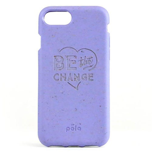 Pela Phone Case iPhone 6+/6s+/7+/8+ - Lavender Be The Change Edition
