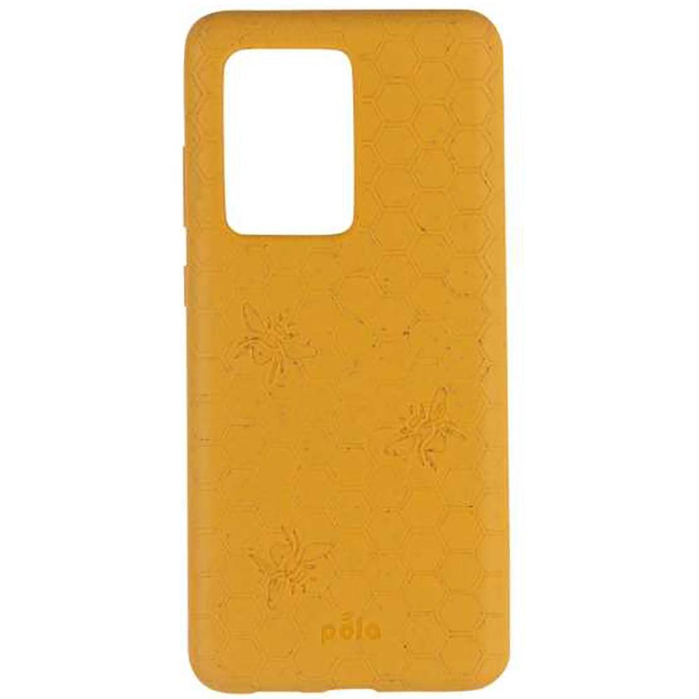 Pela Phone Case Samsung S20 Ultra - Honey Bee Edition