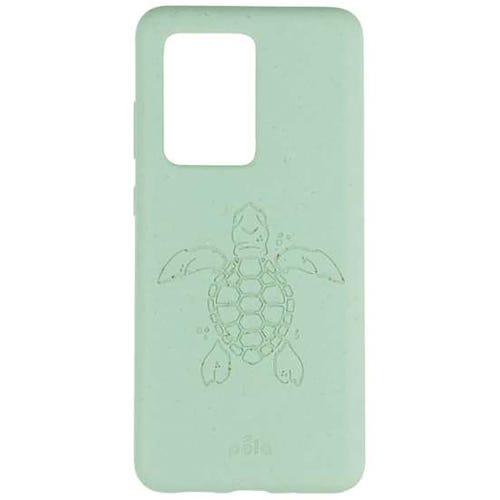 Pela Phone Case Samsung S20 Ultra - Ocean Turquoise Turtle Edition
