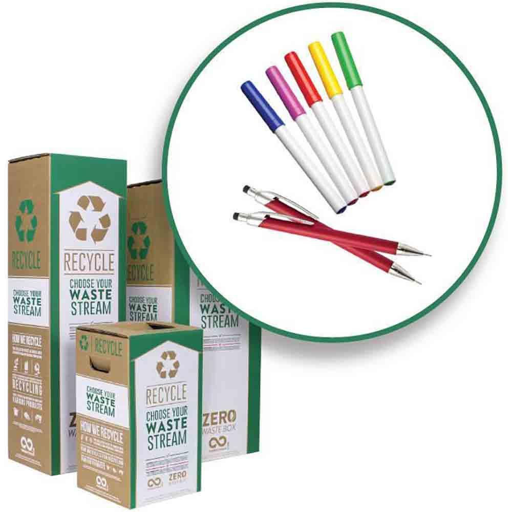 Terracycle Pens & Pencils Zero Waste Box