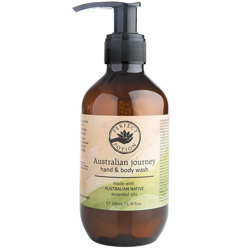 Perfect Potion Australian Journey Hand & Body Wash (200ml)