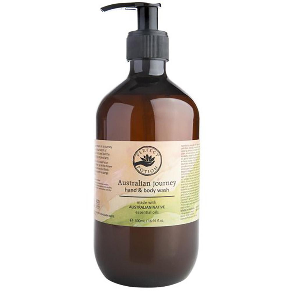 Perfect Potion Australian Journey Hand & Body Wash (500ml)