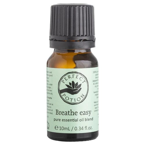 Perfect Potion Essential Oil Blend - Breathe Easy