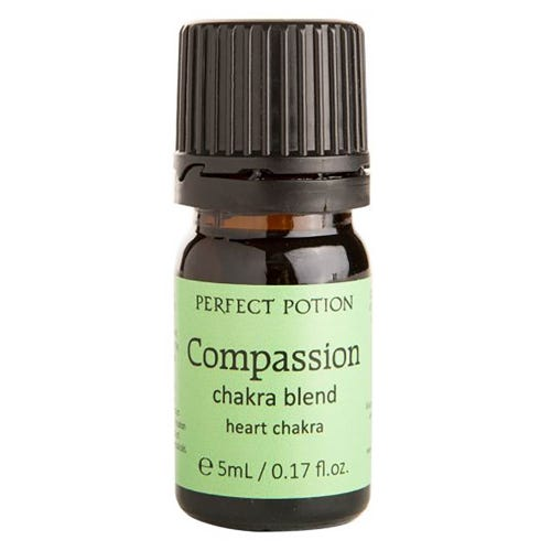 Perfect Potion Essential Oil Blend - Compassion Chakra Blend (10ml)
