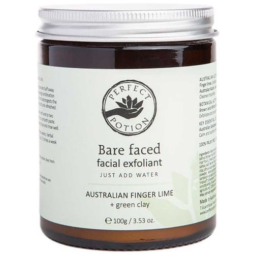 Perfect Potion Bare Faced Facial Exfoliant (100g)
