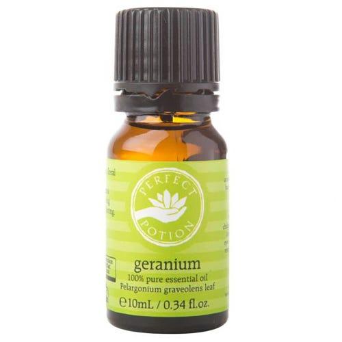 Perfect Potion Pure Essential Oil - Geranium (10ml)