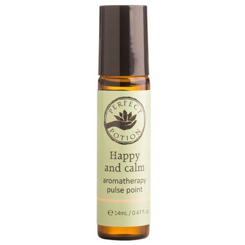 Perfect Potion Aromatherapy Pulse Point - Happy and Calm (14ml)