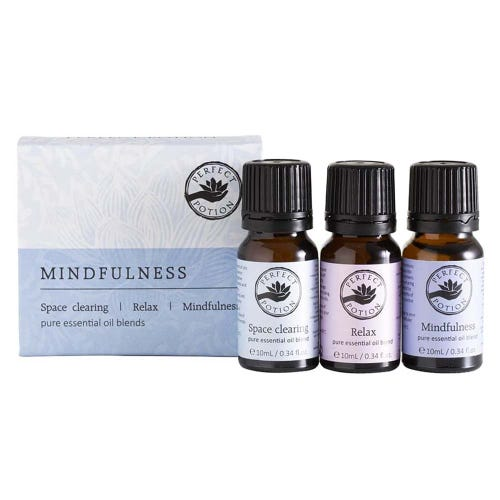 Perfect Potion Mindfulness Essential Oil Trio Kit