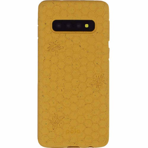 Pela Phone Case Samsung Galaxy S10 - Bee Edition
