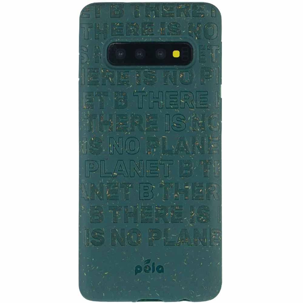 Pela Phone Case Samsung Galaxy S10+ No Planet B