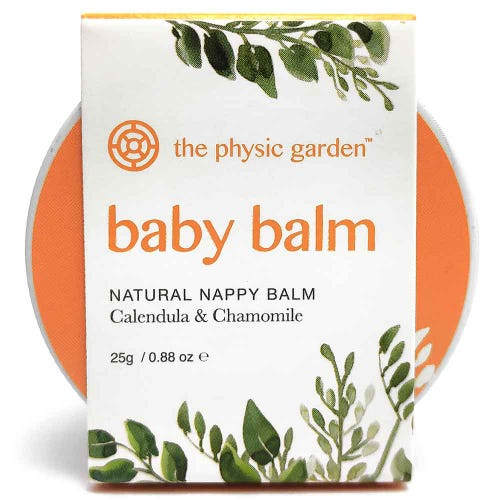The Physic Garden Baby Balm Mini (25g)