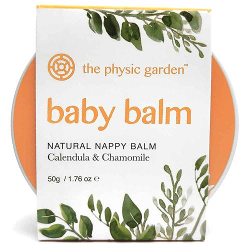 The Physic Garden Baby Balm (50g)
