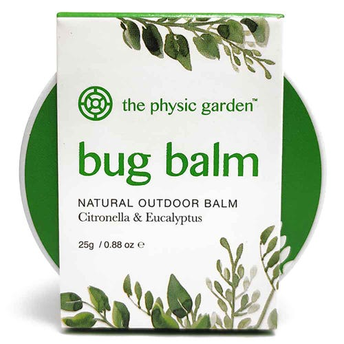 The Physic Garden Bug Balm Mini (25g)