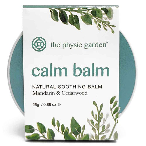 The Physic Garden Calm Balm Mini (25g)