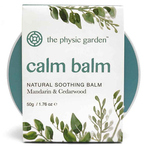 The Physic Garden Calm Balm (50g)