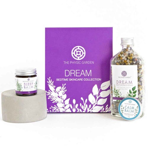 The Physic Garden Skin Care Collection - Dream