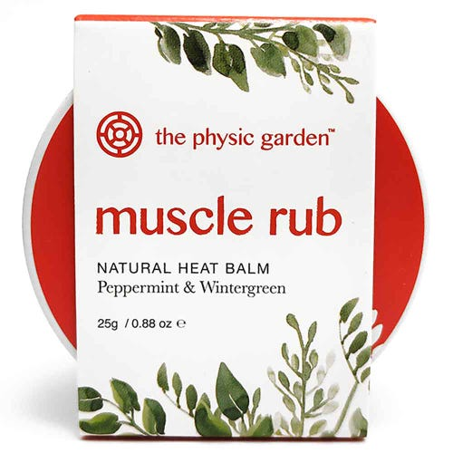 The Physic Garden Muscle Rub Mini (25g)